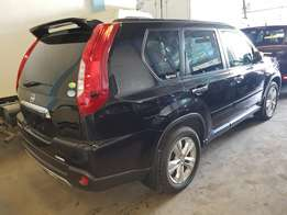 Nissan xtrial new imported.