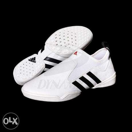 Taekwondo Adidas High Standard Shoes (100%)