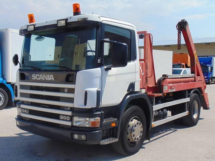 Scania 260-P 94 D - 2001