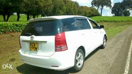 Toyota wish 1800cc buy and drive