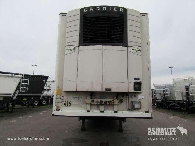 Schmitz Cargobull Tiefkühler Multitemp Doppelstock Trennwand - 2011 - image 9