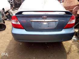 Clean Tokunbo Toyota Camry XLE 2004.