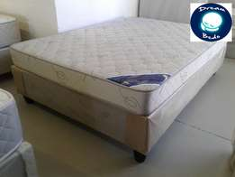 Brand New ORTHOPAEDIC Double and Queen Bed Sets