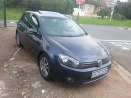 Immaculate condition 2011 VW Golf 5 2.0 TDI DSG Full house
