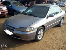 A sharp clean 2001 Honda Accord babyboy MANUAL GEAR for sales