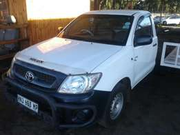 Hilux. Stripping for spares