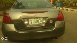 Very clean and sharp register 05/06 accord for dis xmas .