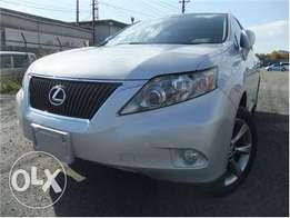 2010 LexusRX 450H Trade-in ok