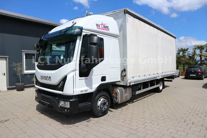Iveco 80E19u002FP - E6 - KLIMA - Schlafkabine - 2016