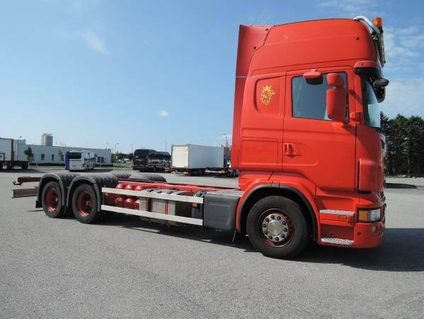 Scania R500 - 2012