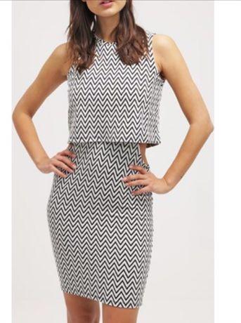 109c0e8aea Elegancka sukienka xs vero moda wesele impreza - Nowy Sącz - Sprzedam  śliczną sukienkę marki Vero