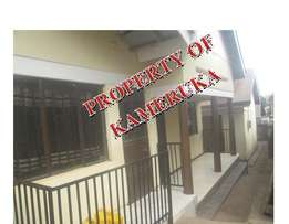 Negotiable 2 bedroom house in Kisaasi at 500k