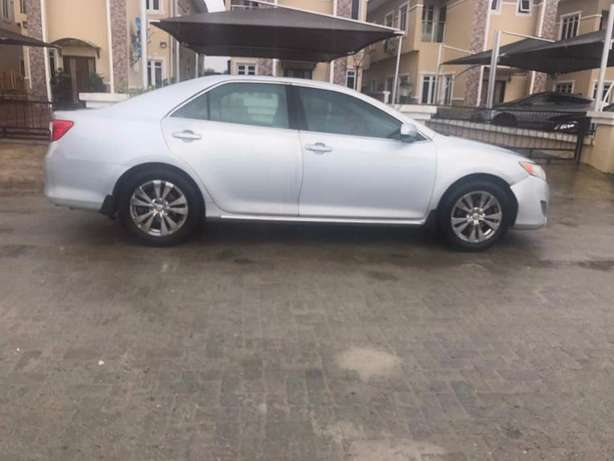 Foreign Used 2012 Toyota Camry LE - Silver Lekki - image 1