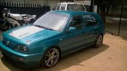 1994 vw golf3 1.6 for sale