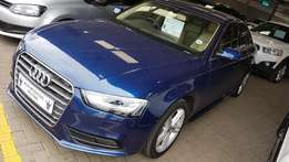 **2013 Audi A4 2.0Tdi S 105KW** A real stunner*