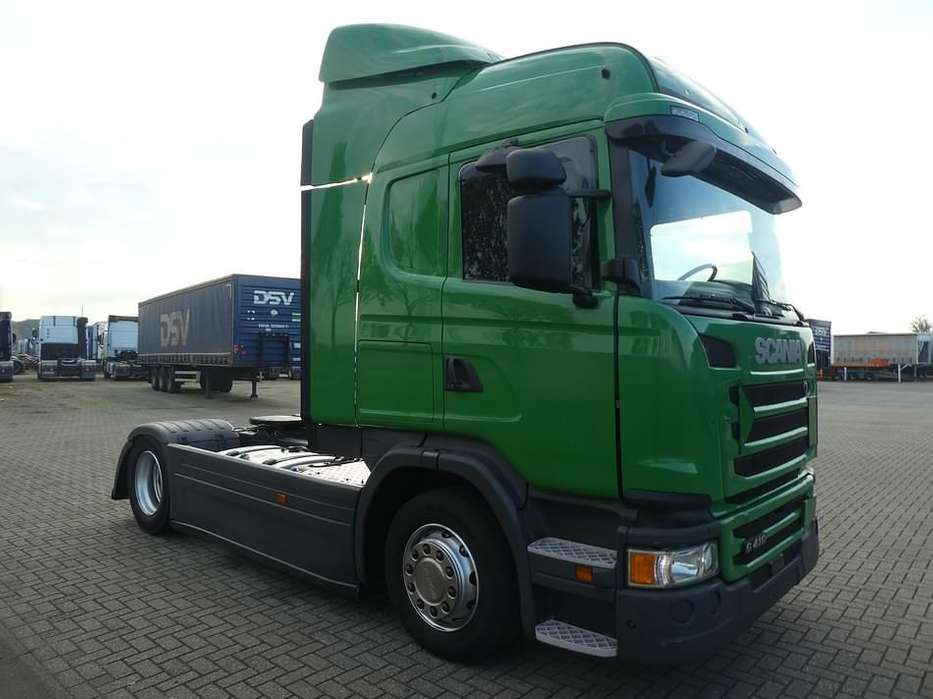 Scania G410 hl 2x tank retarder - 2014 - image 2