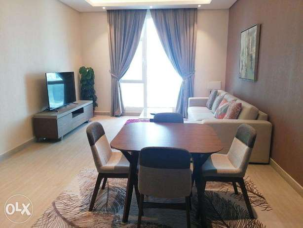 Modern Style 1 BR FF Apartment in Juffair For Rent جفير -  5