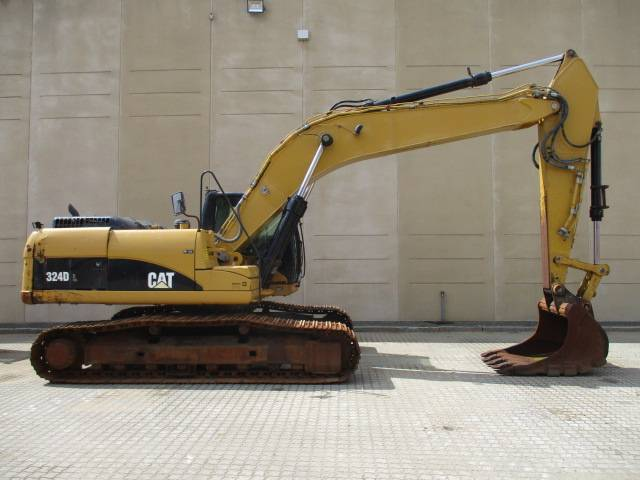 Caterpillar 324 D - 2008