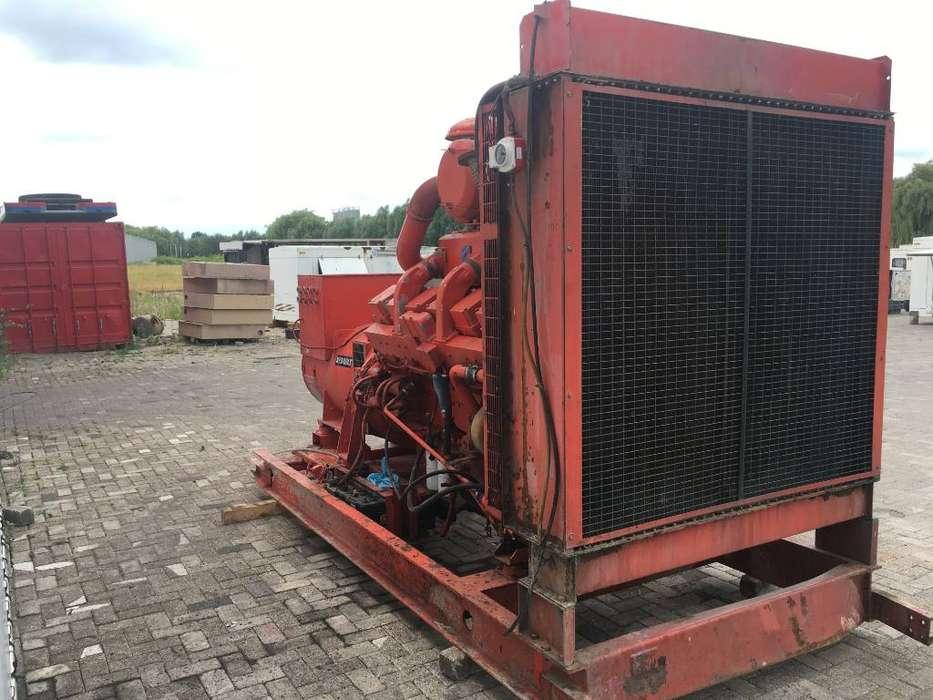 Cummins KTA38G1 - 780 kVA Generator - DPX-11547 - 1988 - image 2
