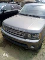 Tokumbo Range Rover sports 2012 model Supercharged for sale