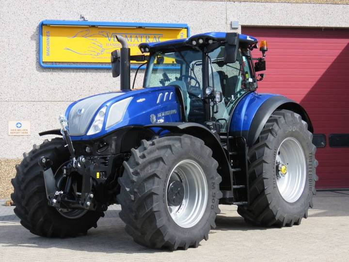New Holland T 7.315 Ac - 2019