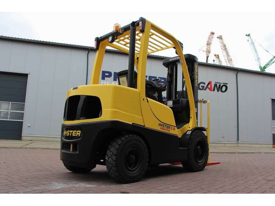 Hyster H3 0FT - 2018 for sale | Tradus