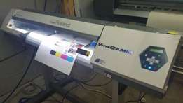 SP300i ECO Solvent Dealer Demo printer