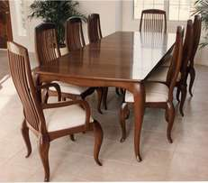 Dining table mahogany products