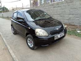 Toyota Vitz, KBL,Black Colour, Very clean View it at Nakumatt Carbanas