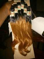 Malaysian semihuman hair available