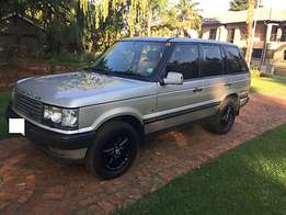 2001 Range Rover VOGUE 4.6