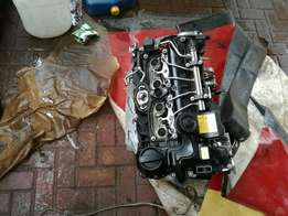N20 BMW F30 320i complete engine stripping for spares