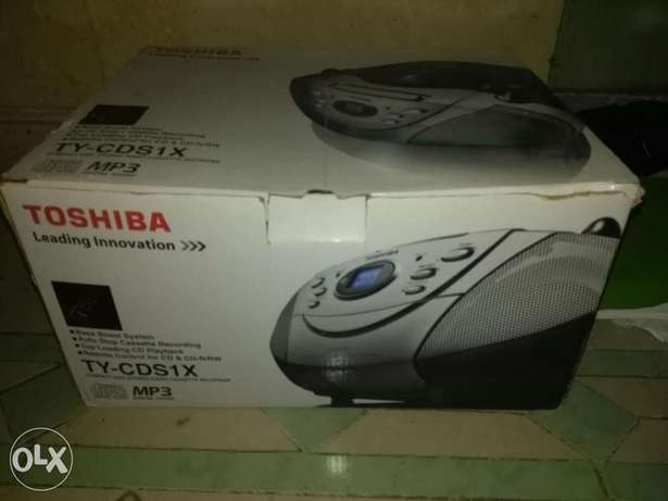 Cd player Toshiba made in japan (New)
