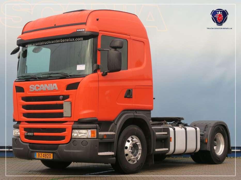 Scania G490 LA4X2MNB - 2014