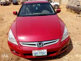 Excellent 2007 Honda Accord for urgent Cheap sale(full option)