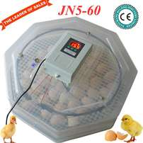 Egg incubator, both manual and automatic