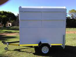Kitchen trailers built to your needs