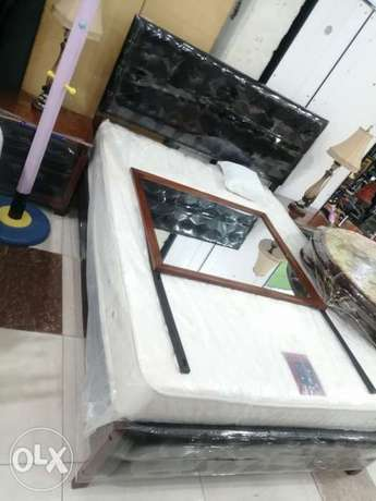 Full bed room and L shape sofa for sale