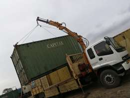 Cranes for sales & containers