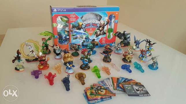 Skylanders (Trap Team) PS4