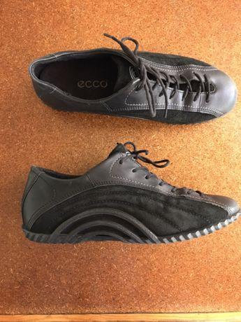 31e8f49af Кроссовки, спортивные туфли. Ecco. Оригинал. Размер 39 Смела - изображение 1