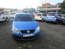 VW Polo 1.6 2008 Model,5 Doors factory A/C And C/D Player