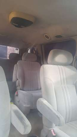 Extremely Neat Toyota sienna Agege - image 4