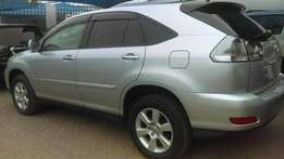 Brand New Toyota Harrier for sale at good price