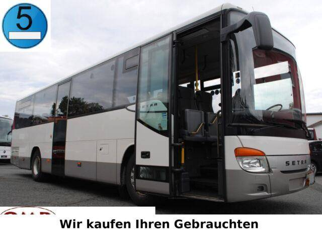 Setra S 412 UL/Tourino/Opalin/510/Euro5!!/415/2xvorh. - 2008