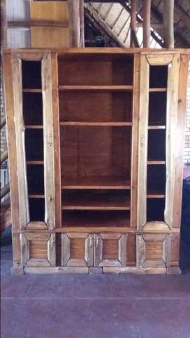 Wood Wall Units in Furniture & Decor in Gauteng   OLX South Africa