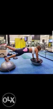 Personal trainer & fitness at home
