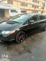 Neatly Used Honda Civic Si (Sports) up for sale.