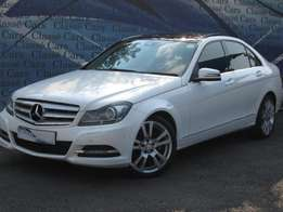 2012 Mercedes Benz C180 BE avantgarde A/T