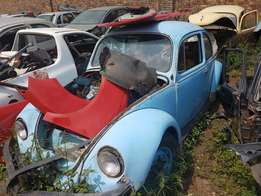 Beetle Stripping for Spares